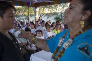 Ritual de la Santa Muerte en Mérida 3